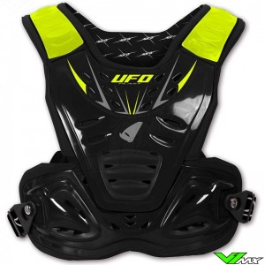 UFO Reactor 2 Bodyprotector - Black