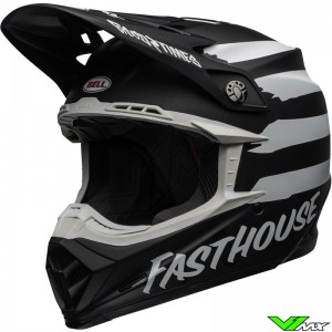 Bell Moto-9 Fasthouse Signia Crosshelm