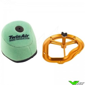 Twin Air Powerflow Kit - Kawasaki KXF250 Suzuki RMZ250