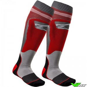 Alpinestars MX PLUS-1 2020 Motocross Socks - Red