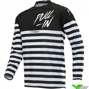 Pull In Challenger Original Cross Shirt 2020 - Mariniere Zwart