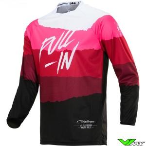 Pull In Challenger Original Motocross Jersey 2020 - Tone / Burgundy