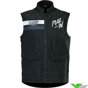Pull In Bodywarmer - Zwart