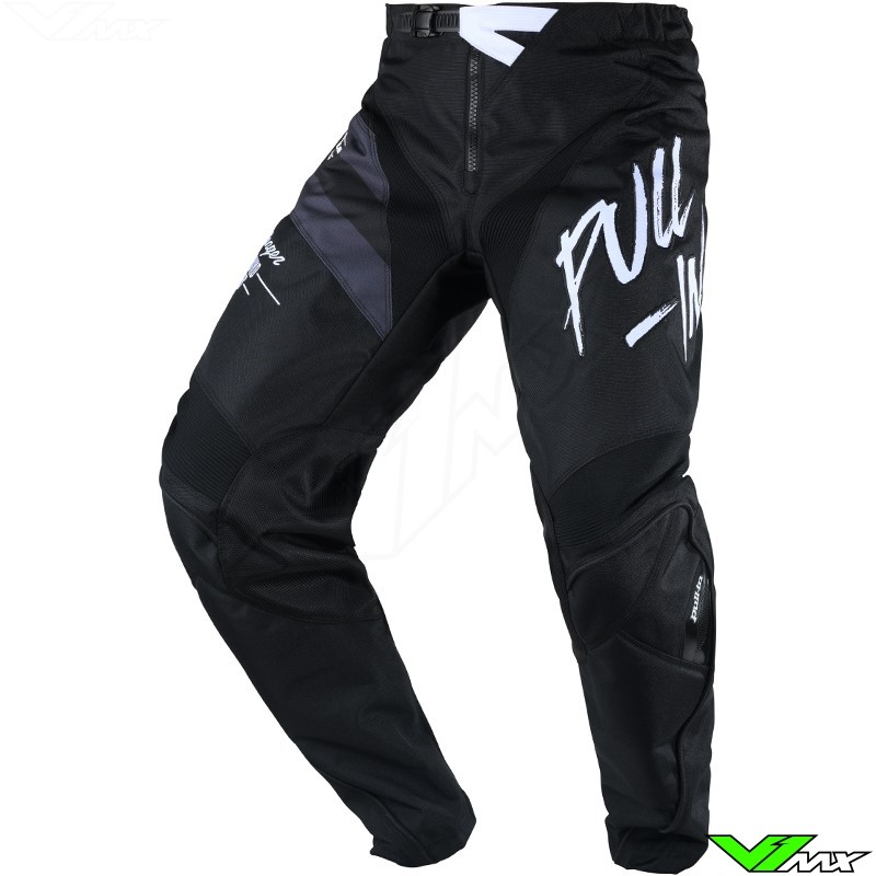 Pull In Challenger Original Youth Motocross Pants 2020 - Black (26/28)