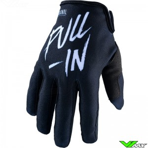 Pull In Challenger Original Youth Motocross Gloves 2020 - Black