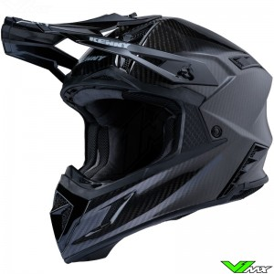 Kenny Trophy Motocross Helmet - Carbon