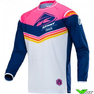 Kenny Track Victory 2020 Motocross Jersey - Pink (S)