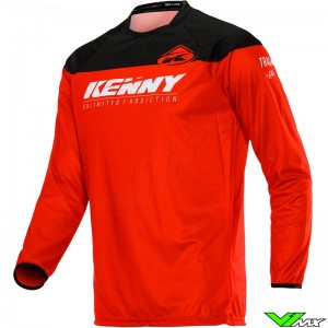 Kenny Track 2020 Motocross Jersey - Red