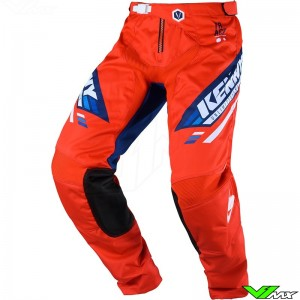 Kenny Track Kid 2020 Youth Motocross Pants - Red / Navy