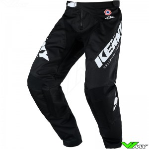 Kenny Track Raw Kid 2020 Youth Motocross Pants - Black