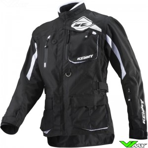 Kenny Titanium Enduro Jacket - Black
