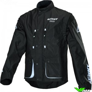 Kenny Track Enduro Jacket - Raw / Black