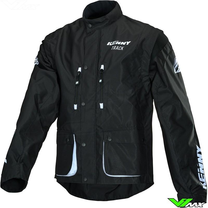 Kenny Track Enduro Jacket - Raw / Black (M)