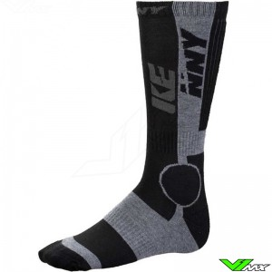 Kenny Motocross Socks - Grey