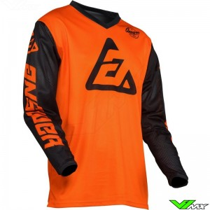 Answer Arkon 2020 Cross shirt - Bold / Oranje