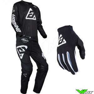 Answer Arkon 2020 Motocross Gear Combo - Bold / Black