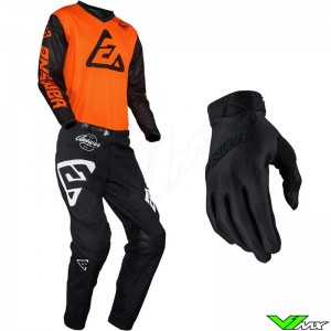 Answer Arkon 2020 Motocross Gear Combo - Bold / Orange