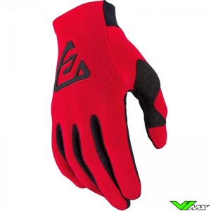 Answer AR2 2020 Motocross Gloves - Bold / Red