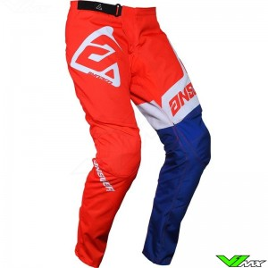 Answer Syncron 2020 Motocross Pants - Voyd / Red / Reflex