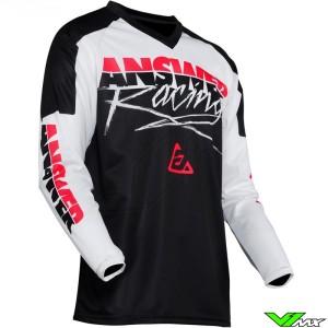 Answer Syncron 2020 Motocross Jersey - Pro Glow / Pink