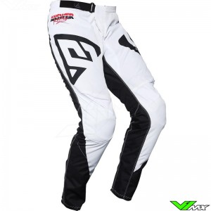 Answer Syncron 2020 Youth Motocross Pants - Pro Glow / White / Black / Pink