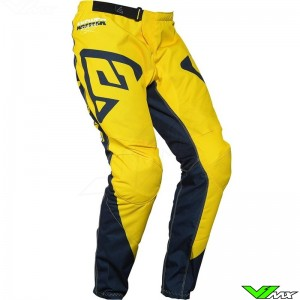 Answer Syncron 2020 Youth Motocross Pants - Pro Glow / Yellow / Midnight