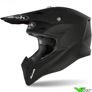 Airoh Wraap Motocross Helmet - Matt Black