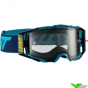 Leatt Velocity 6.5 Motocross Goggle - Blue