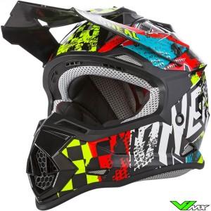 Oneal 2 Series Youth Motocross Helmet - Wild