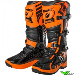 Oneal RMX Motocross Boots - Orange