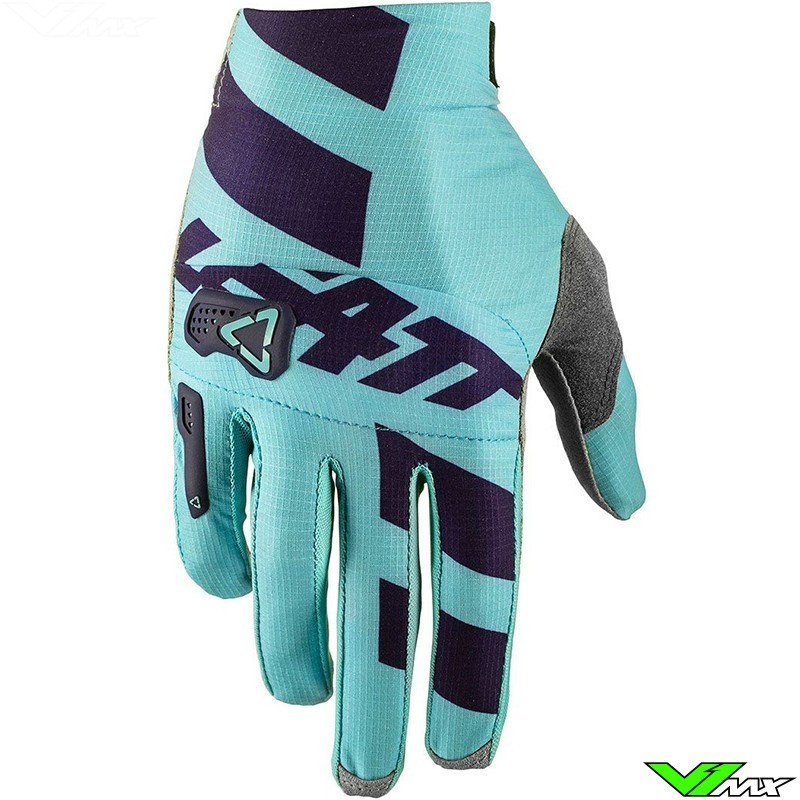 Leatt GPX 3.5 Lite 2020 Motocross Gloves - Blue (M)