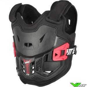 Leatt 2.5 Peewee Kinder Bodyprotector - Zwart