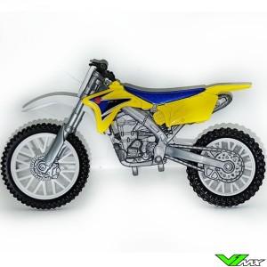 Schaalmodel 1:18 - Suzuki Crossmotor