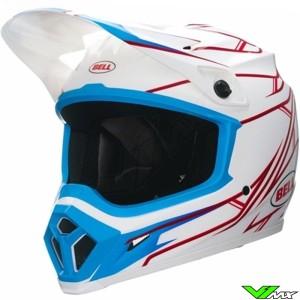 Bell MX-9 Motocross Helmet - Pinned