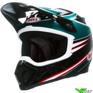 Bell MX-9 Motocross Helmet - Airtrix
