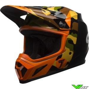 Bell MX-9 Motocross Helmet - Seven / Soldier (XL/XXL)