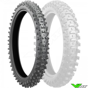 Bridgestone Battlecross X10 Motocross Tire 80/100-21 51M