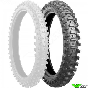 Bridgestone Battlecross X20 Motocross Tire 110/100-18 64M