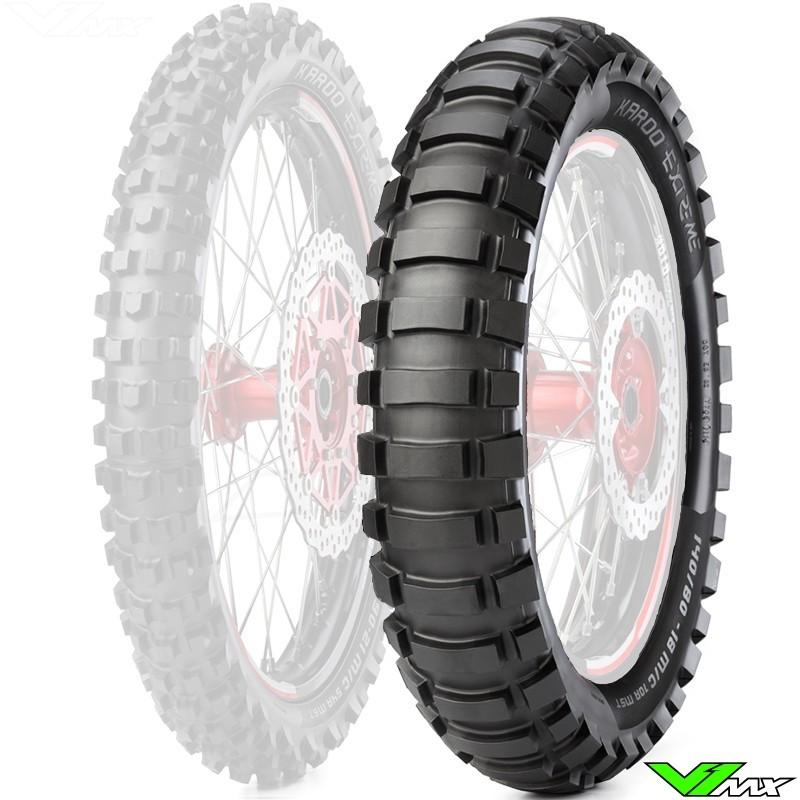 Metzeler Karoo Extreme Motocross Tire 140/80-18 70R