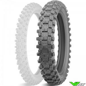 Michelin Tracker Motocross Tire 120/80-19 63R