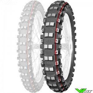 Mitas Terra Force MX Medium - Hard Motocross Tire 100/100-18 59M