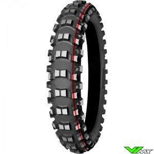Mitas Terra Force MX Soft - Medium Crossband 120/90-18 65M