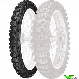 Pirelli Scorpion MX32 Mid Hard Motocross Tire 90/100-21 57M