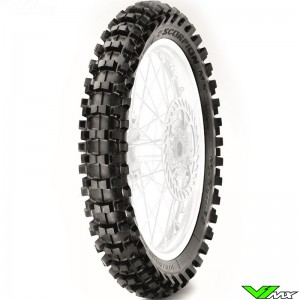 Pirelli Scorpion MX32 Mid Soft Motocross Tire 110/90-19 62M