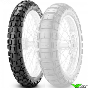 Pirelli Scorpion Rally Motocross Tire 110/80-19 59R