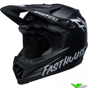 Bell Moto-9 Youth Crosshelm - Fasthouse / Mat Zwart