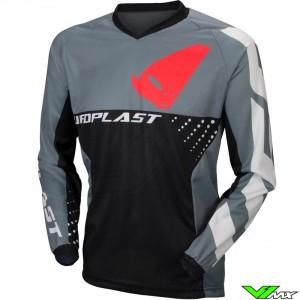 UFO Division 2020 Cross shirt - Zwart