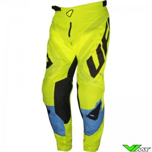 UFO Division 2020 Motocross Pants - Fluo Yellow