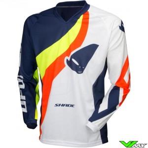 UFO Shade 2020 Motocross Jersey - White