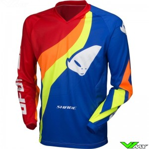 UFO Shade 2020 Cross shirt - Blauw